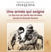 Conférence Une Armée qui Soigne à Lunéville  54300 Lunéville du 14-10-2017 à 14:30 au 14-10-2017 à 15:30