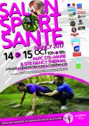 Salon de la Santé et du Sport Nancy 54000 Nancy du 14-10-2017 à 10:00 au 15-10-2017 à 18:00