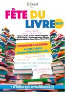Fête du Livre à Blénod-lès-Pont-à-Mousson 54700 Blénod-lès-Pont-à-Mousson du 08-10-2017 à 10:00 au 08-10-2017 à 16:30