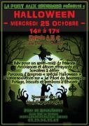 Halloween Fort aux Enigmes Mont-lès-Neuchâteau 88300 Mont-lès-Neufchâteau du 25-10-2017 à 14:00 au 25-10-2017 à 17:00