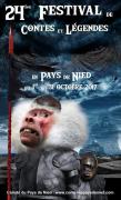De Bouche à Oreilles Festival Contes en Pays de Nied 57220 Volmerange-lès-Boulay du 01-10-2017 à 08:30 au 31-10-2017 à 16:30