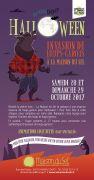 Halloween à la Maison du Sel Haraucourt 54110 Haraucourt du 28-10-2017 à 10:00 au 29-10-2017 à 17:30