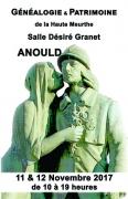 Exposition Généalogie Patrimoine à Anould 88650 Anould du 11-11-2017 à 10:00 au 12-11-2017 à 19:00
