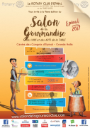 Salon de la Gourmandise à Epinal 88000 Epinal du 17-11-2017 à 15:00 au 19-11-2017 à 18:00