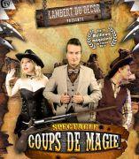 Spectacle Coups de Magie à Contrexéville 88140 Contrexéville du 28-10-2017 à 20:30 au 28-10-2017 à 23:00