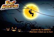 Halloween à Fort Aventure Bainville-sur-Madon