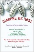 Marché de Noël des Violettes Sérémange-Erzange 57290 Serémange-Erzange du 19-11-2017 à 10:00 au 19-11-2017 à 18:00