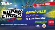 SuperCross SX Tour et Freestyle au Galaxie Amnéville 57360 Amnéville du 15-12-2017 à 20:00 au 16-12-2017 à 22:30