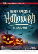 Halloween Party au Seven Casino Amnéville 57360 Amnéville du 31-10-2017 à 19:00 au 01-11-2017 à 01:00