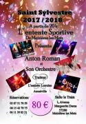Soirée Réveillon Nouvel An Maizières-Lès-Metz 57280 Maizières-lès-Metz du 31-12-2017 à 20:00 au 01-01-2018 à 04:00
