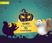 Halloween au Parc Amnéville Aventures