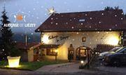Nouvel An Vosges et Menu de Noël Auberge de Liézey 88400 Liézey du 24-12-2017 à 19:00 au 01-01-2018 à 14:00
