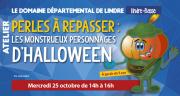Atelier Halloween au Domaine de Lindre 57260 Lindre-Basse du 25-10-2017 à 14:00 au 25-10-2017 à 16:00
