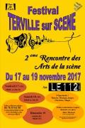 Festival Terville sur Scène 57180 Terville du 17-11-2017 à 18:45 au 19-11-2017 à 23:00