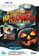 Aquaciné Chair de Poule à l'Atrium Dombasle 54110 Dombasle-sur-Meurthe du 31-10-2017 à 20:00 au 31-10-2017 à 22:30