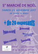 Marché de Noël Epinal Les Tourmalines 88000 Epinal du 25-11-2017 à 10:00 au 25-11-2017 à 18:00