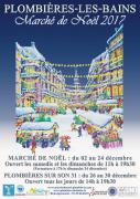 Marché de Noël à Plombières-les-Bains 88370 Plombières-les-Bains du 02-12-2017 à 11:00 au 30-12-2017 à 19:30