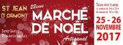 Marché de Noël de Saint-Jean-d'Ormont 88210 Saint-Jean-d'Ormont du 25-11-2017 à 21:00 au 26-11-2017 à 18:00