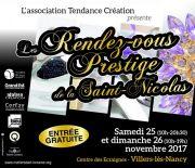Rendez-Vous Prestige de la Saint-Nicolas Villers-lès-Nancy 54600 Villers-lès-Nancy du 25-11-2017 à 10:00 au 26-11-2017 à 19:00