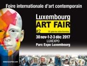 Luxembourg Art Fair Lurexpo The Box, 10 circuit de la Foire Internationale L-1347 Luxembourg-Kirchberg LUXEMBOURG du 30-11-2017 à 18:00 au 03-12-2017 à 20:00