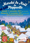 Marché de Noël à Plappeville 57050 Plappeville du 11-11-2017 à 11:00 au 12-11-2017 à 18:30
