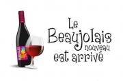 Soirée Beaujolais Maison Carrée Nancy sud 54850 Méréville du 16-11-2017 à 18:30 au 17-11-2017 à 22:00