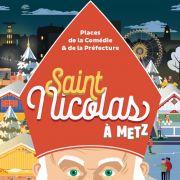 Festivités Saint-Nicolas à Metz 57000 Metz du 02-12-2017 à 12:00 au 03-12-2017 à 18:00