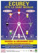 Saint-Nicolas à Ecurey Montiers-sur-Saulx 55290 Montiers-sur-Saulx du 16-12-2017 à 15:00 au 16-12-2017 à 21:00
