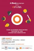 O21 à Nancy s'Orienter au 21e siècle