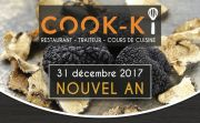 Réveillon Nouvel An Nancy Cook-Ki 54000 Nancy du 31-12-2017 à 17:00 au 01-01-2018 à 01:00