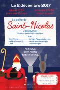 Fête Saint Nicolas à Lunéville 54300 Lunéville du 02-12-2017 à 16:30 au 02-12-2017 à 18:00