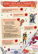 Festivités Saint Nicolas à Commercy 55200 Commercy du 02-12-2017 à 10:00 au 02-12-2017 à 20:00