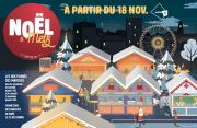 Marchés de Noël de Metz 57000 Metz du 18-11-2017 à 08:00 au 07-01-2018 à 18:00