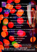 Réveillon Nouvel An à Pompey 54340 Pompey du 31-12-2017 à 20:30 au 01-01-2018 à 04:30