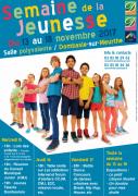 Semaine de la Jeunesse à Dombasle 54110 Dombasle-sur-Meurthe du 13-11-2017 à 10:00 au 18-11-2017 à 18:00