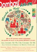 Marché de Noël à Dombasle 54110 Dombasle-sur-Meurthe du 02-12-2017 à 10:00 au 03-12-2017 à 18:00