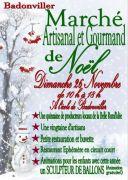 Marché de Noël à Badonviller 54540 Badonviller du 26-11-2017 à 10:00 au 26-11-2017 à 18:00