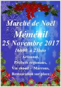 Marché de Noël Méménil Granges Illuminées 88600 Méménil du 25-11-2017 à 16:00 au 25-11-2017 à 23:00
