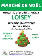 Marché de Noël à Loisey 55000 Loisey-Culey du 26-11-2017 à 10:30 au 26-11-2017 à 17:00