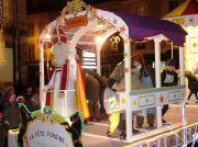 Défilé de Saint-Nicolas à Remiremont 88200 Remiremont du 02-12-2017 à 17:30 au 02-12-2017 à 18:30