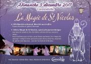 La Magie de Saint-Nicolas à Contrexéville 88140 Contrexéville du 03-12-2017 à 10:00 au 03-12-2017 à 19:00