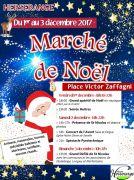 Marché De Noël et Saint Nicolas à Herserange 54440 Herserange du 01-12-2017 à 18:30 au 03-12-2017 à 17:00