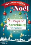 Fééries de Noël à Saint-Quirin et alentours 57560 Saint-Quirin du 25-11-2017 à 08:00 au 14-01-2018 à 16:00