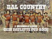 Bal Country chez Paulette 54200 Pagney-derrière-Barine du 03-12-2017 à 14:30 au 03-12-2017 à 19:30