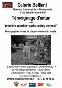 Témoignage d'Antan à Saint-Nicolas-de-Port 54210 Saint-Nicolas-de-Port du 20-10-2017 à 14:00 au 31-12-2017 à 18:00