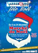 Festivités de Noël à Sarrebourg