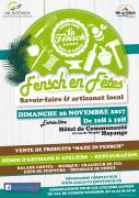 Fensch en Fêtes à Hayange Savoir Faire Artisanat 57700 Hayange du 26-11-2017 à 10:00 au 26-11-2017 à 19:00