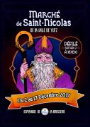 Marché de Saint Nicolas à Yutz 57970 Yutz du 02-12-2017 à 14:00 au 17-12-2017 à 17:00