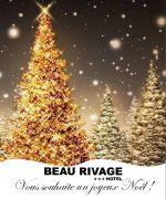 Réveillon et Noël à Gérardmer Beau Rivage