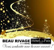 Réveillon Nouvel An à Gérardmer Beau Rivage